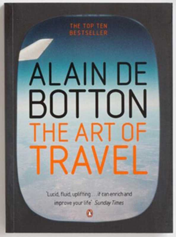 use of symbolism in the art of travel by alain de botton Contribute to gradesaver's community by writing content the art of racing in the rain garth stein the art of travel alain de botton.